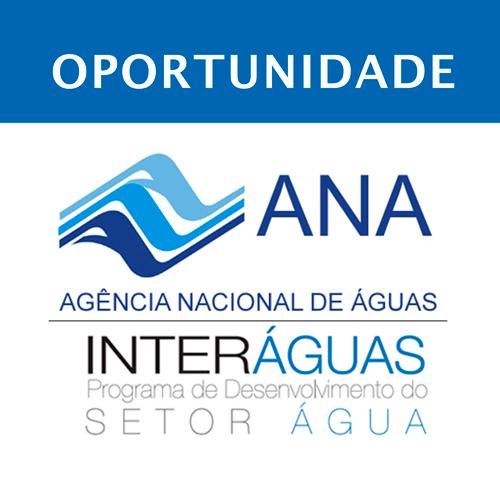 INTERÁGUAS seleciona consultoria para estimar custeio administrativo de entidades delegatárias