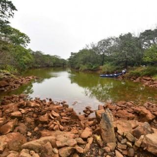 Irrigação proibida nos rios Jucu e Santa Maria