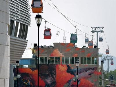 Novo sistema de transporte público no México é movido por energia solar