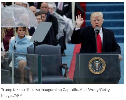 Trump tira página sobre mudanças climáticas do ar e cria plano de energia que valoriza o carvão