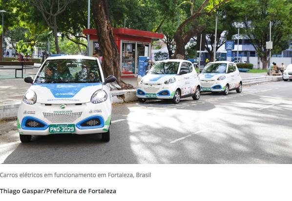 """Contra as mudanças climáticas, América Latina busca """"limpar"""" o setor de transportes"""