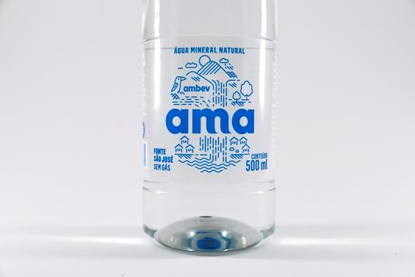 Ambev lança água mineral AMA e destina lucro para combater a seca no semiárido