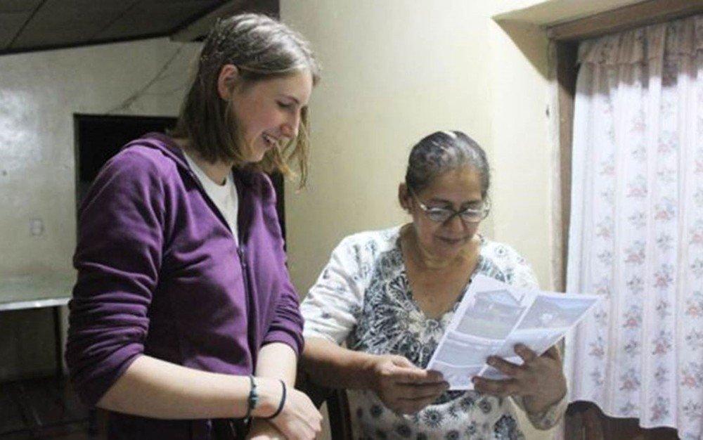 Membros da comunidade aprendem sobre o funcionamento e o gerenciamento das estações de tratamento